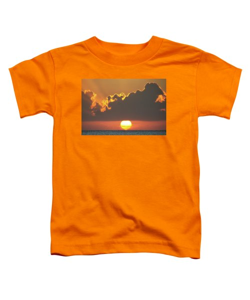 Ball Of Fire Toddler T-Shirt