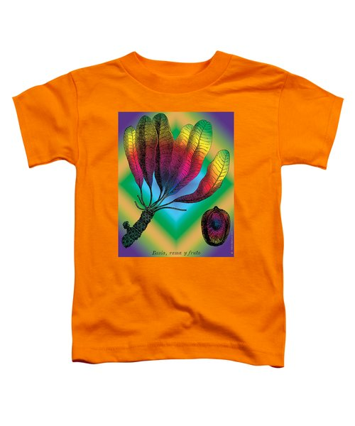 Basia Plant Toddler T-Shirt