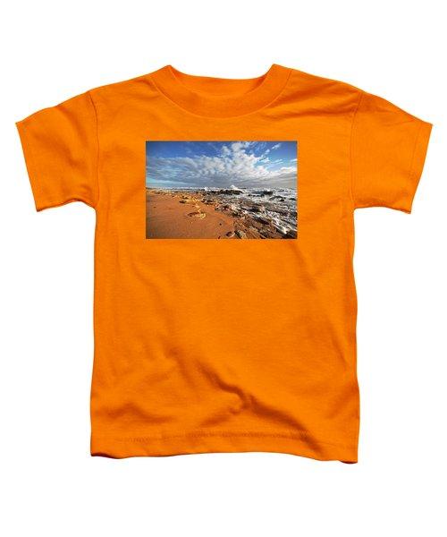 Beach View Toddler T-Shirt