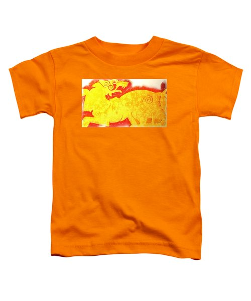 Beast Of Mythology Toddler T-Shirt
