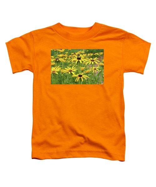 Beautiful Black Eyes Toddler T-Shirt