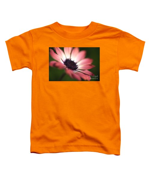 Beautiful Rich African Daisy Zion Red Flower Toddler T-Shirt