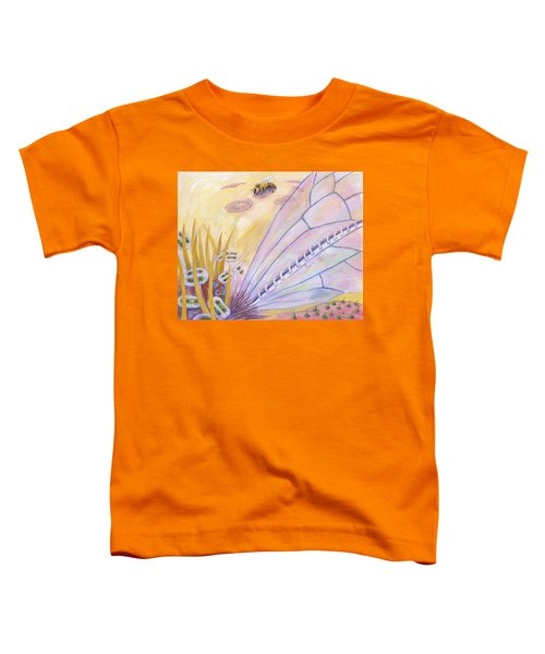 Bee's Wings Toddler T-Shirt