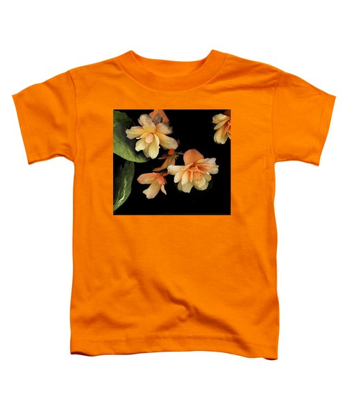 Begonias 2 Toddler T-Shirt