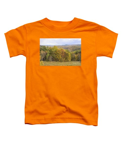 Berkshires In Autumn Toddler T-Shirt