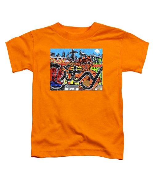 Big Cities Toddler T-Shirt