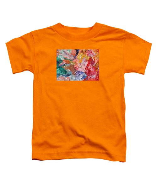 Birth Of Passion Toddler T-Shirt