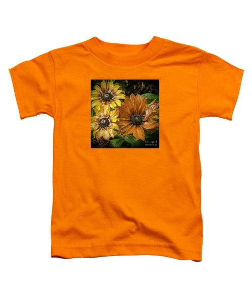 Black Eyed Susan Toddler T-Shirt