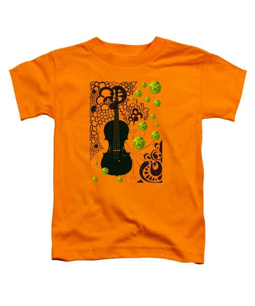 Black Violin Toddler T-Shirt