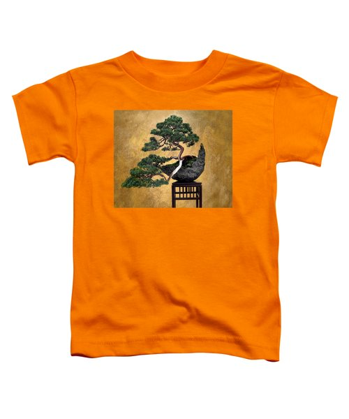 Bonsai 3 Toddler T-Shirt
