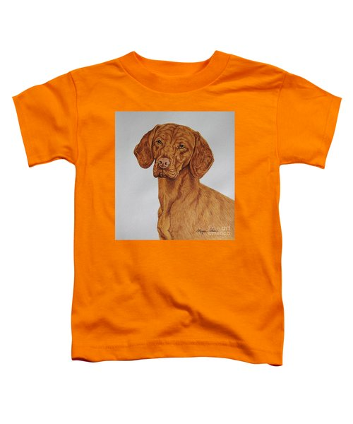 Boomer The Vizsla Toddler T-Shirt