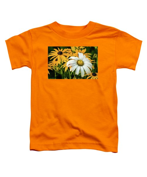 Toddler T-Shirt featuring the photograph Bride And Bridesmaids by Bill Pevlor