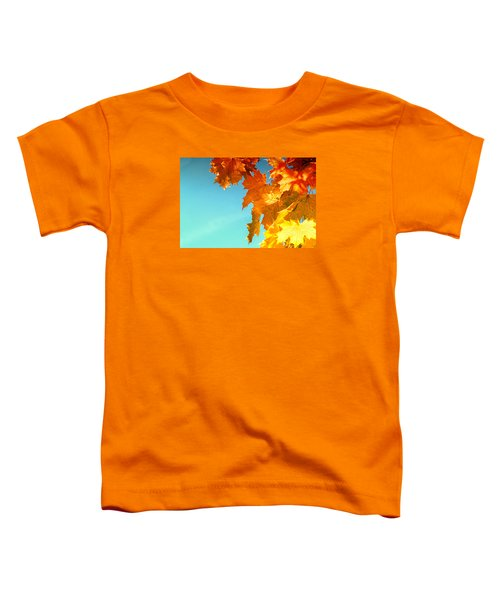 The Lord Of Autumnal Change Toddler T-Shirt