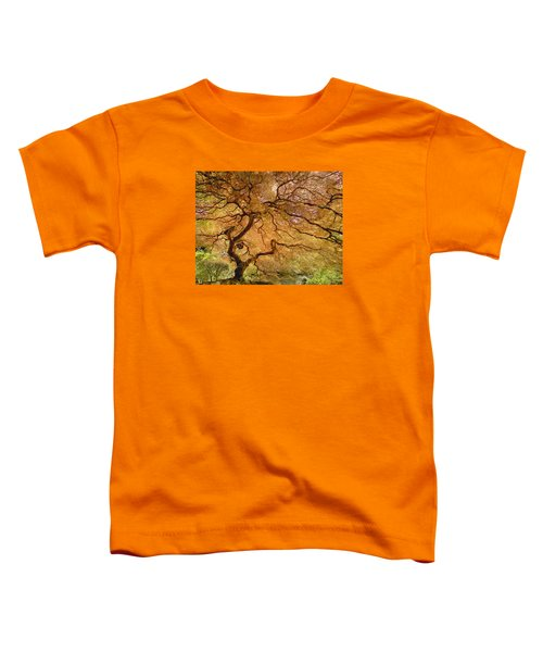 Brilliant Japanese Maple Toddler T-Shirt
