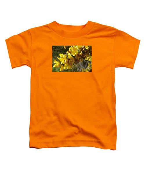 Broom In Bloom Toddler T-Shirt