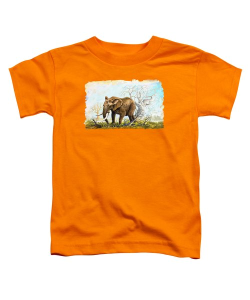 Browsing In The Bushes Toddler T-Shirt