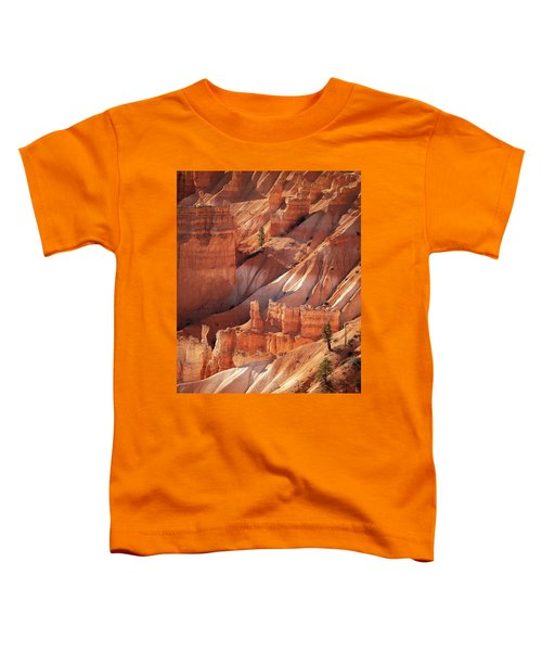 Bryce Canyon Toddler T-Shirt