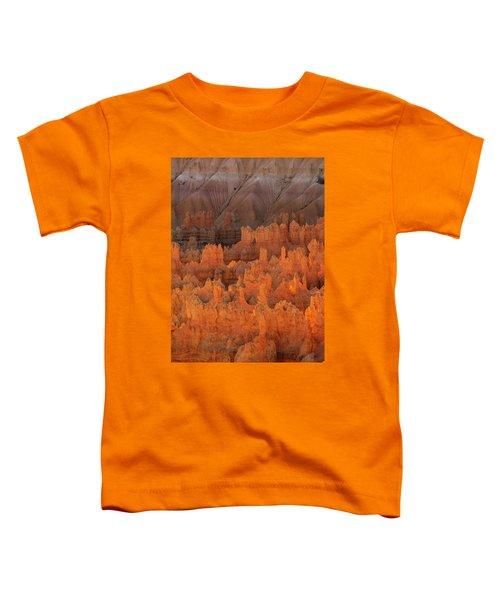 Bryce Hoodoos Toddler T-Shirt