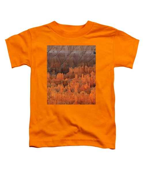 Bryce Hoodoos Toddler T-Shirt
