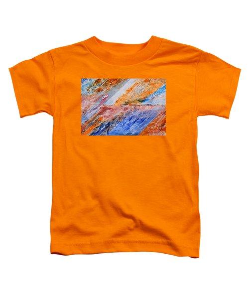Butter-flight Toddler T-Shirt