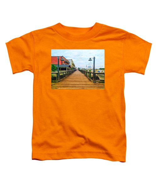 By George Toddler T-Shirt