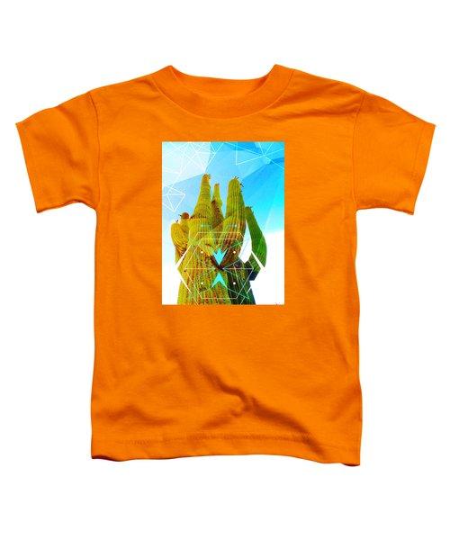 Cacti Embrace Toddler T-Shirt