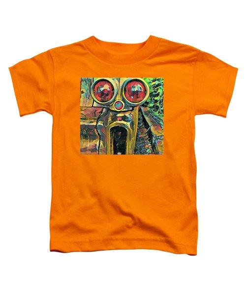 Cadillacasauraus Toddler T-Shirt
