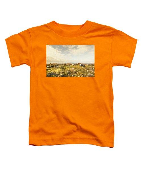 Camping, Driving, Trekking Toddler T-Shirt