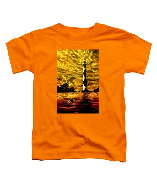 Candle On The Water Toddler T-Shirt