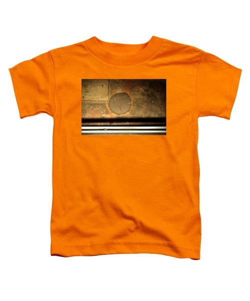 Carlton 15 - Square Circle Toddler T-Shirt
