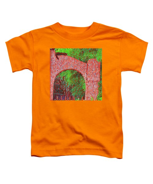 Cat On Enfield Toddler T-Shirt