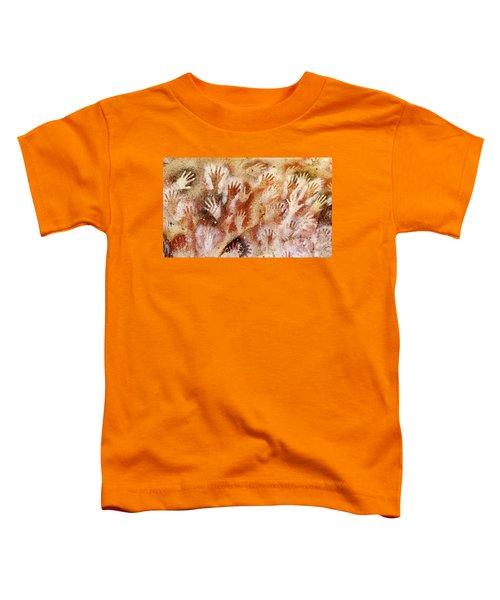 Cave Of The Hands - Cueva De Las Manos Toddler T-Shirt