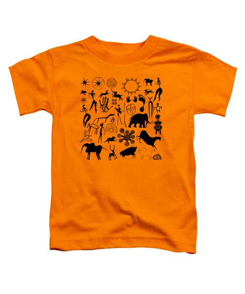 Cave Painting Toddler T-Shirt