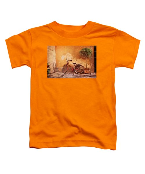 Charming Lucca Toddler T-Shirt