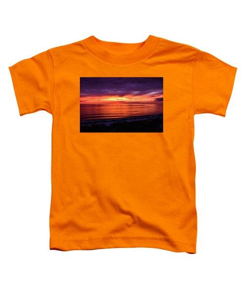 Chesapeake Bay Sunset Toddler T-Shirt