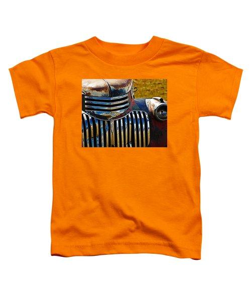 Chevy Truck Toddler T-Shirt