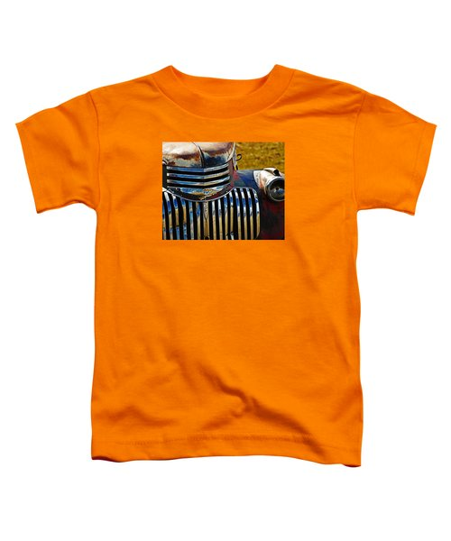 Chevy Truck Toddler T-Shirt