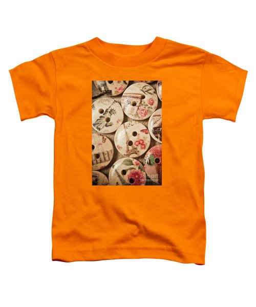 Chic Button Boutique Toddler T-Shirt
