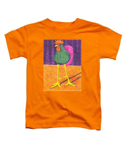 Chicken Legs Toddler T-Shirt