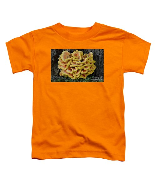 Chicken Of The Woods Toddler T-Shirt