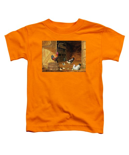 Chickens Toddler T-Shirt