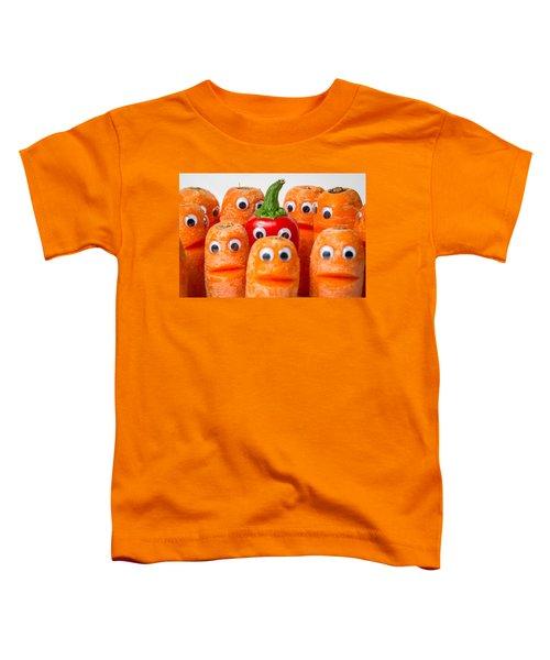 Chilli Hiding. Toddler T-Shirt