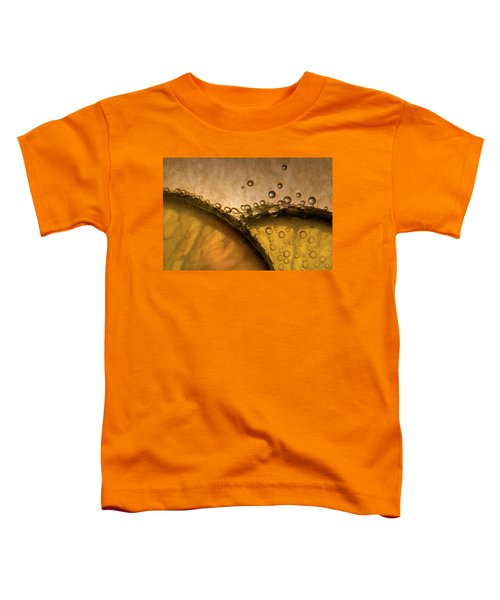 Citrus Abstract Toddler T-Shirt