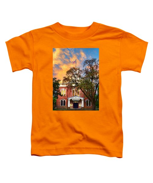 City Hall Toddler T-Shirt