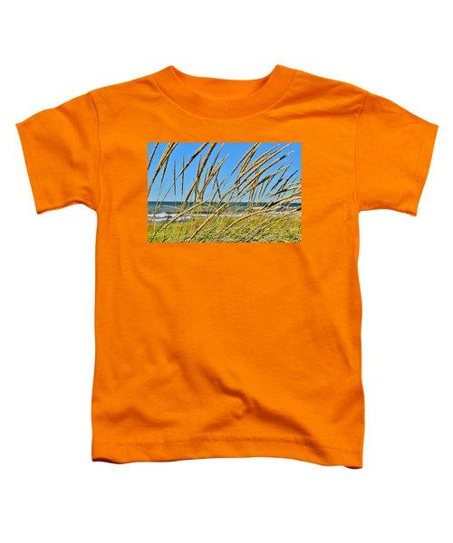Coastal Relaxation Toddler T-Shirt