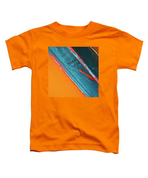 Color Abstraction Lxii Sq Toddler T-Shirt