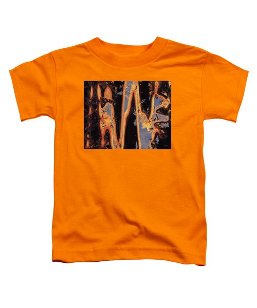 Color Abstraction Xli Toddler T-Shirt