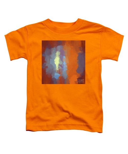 Color Abstraction Xxiii Sq Toddler T-Shirt