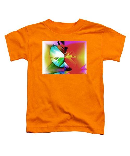 Color Of The Fractal Toddler T-Shirt
