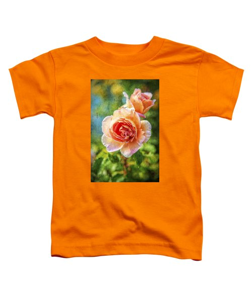 Color Of The Rose Toddler T-Shirt
